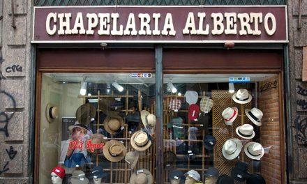 Tirando o chapéu há mais de um século