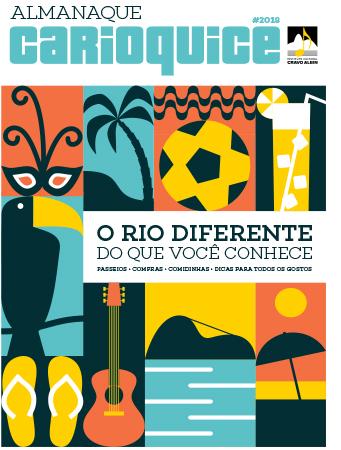 Almanaque Carioquice 2ª Edição - 2018